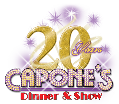 Capone's Dinner & Show celebrates 20 years!