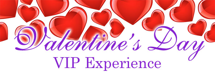 Valentine's Day VIP Experience