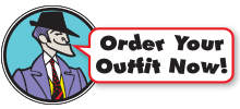 Order your outfit now!