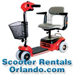 Scooter Rentals Orlando